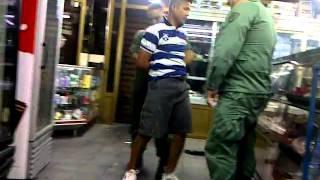 Choro Atrapado en la calle 60 Barquisimeto