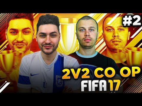 2on2 Co-Op Seasons - Road to Division 1   Incredible Performance & Insane Goals