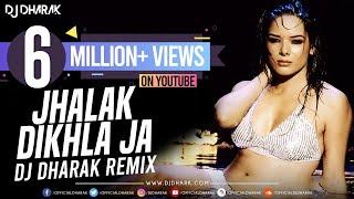 Jhalak Dikhla Ja (Remix) - DJ Dharak | Harshil Palsana Visuals