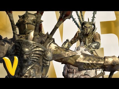 SHADOW OF WAR BEST ORC WARRIOR!! Middle Earth Shadow of War Funny Moments & Fails!