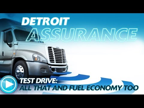 Detroit Assurance Pt 2: All That and Fuel Economy Too