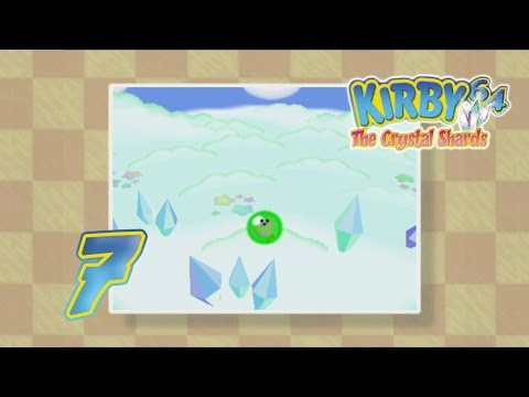 Kirby 64: The Crystal Shards ITA [Parte 7 - Ghiaccio]