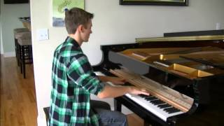Imagine Dragons: Demons (Elliott Spenner Piano Cover)