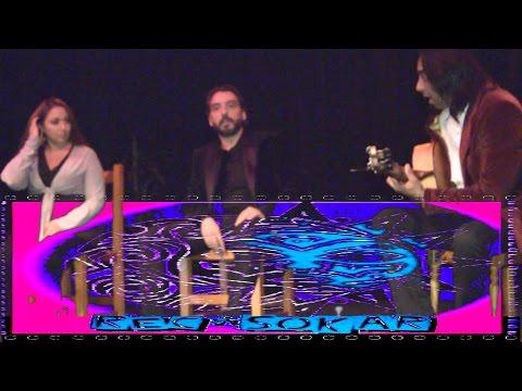 Noche de ARTE Flamenco. 2ª Parte.Teatro Universitario ALBEITAR. 27NOV2015