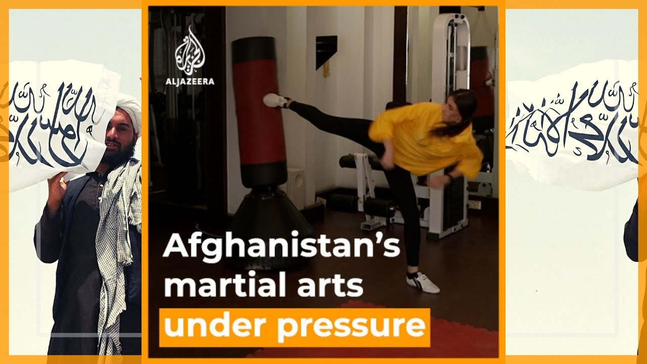 Download Taliban restrictions on martial arts kick up woes in Afghanistan  | Al Jazeera Newsfeed