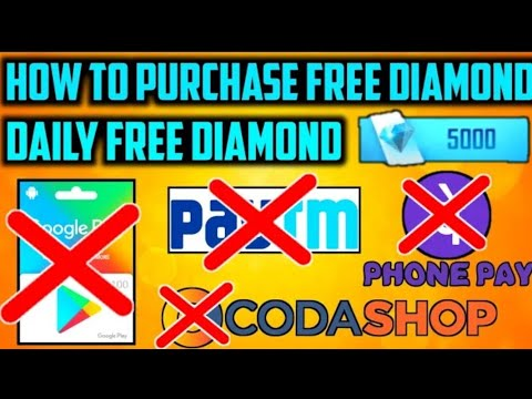 How to get free FF diamonds and Google play redeem code ...