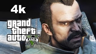 GTA 5 PC 4k Gameplay - USING KEYBOARD & MOUSE (ULTRA SETTINGS)