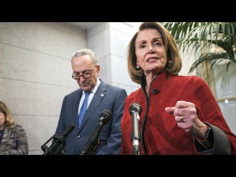Schumer, Pelosi speak after tax bill passed