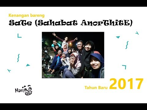 Teaser #2 Kenangan Tahun Baruan Bareng Sahabat Anorthite / Anak Kimia ITS