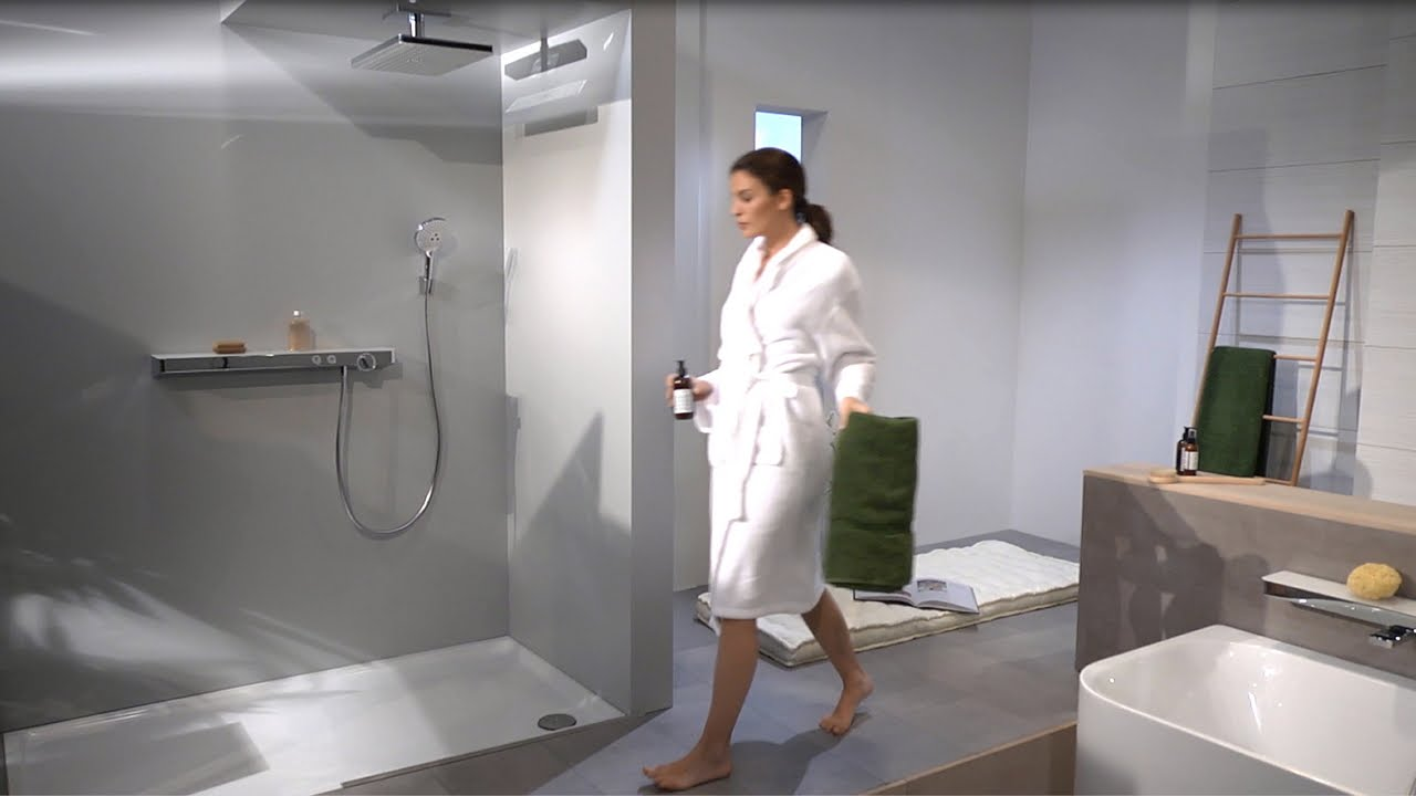 Hansgrohe Rainmaker Select 460 1jet, ConEx, Ceiling shower #24002400 ...