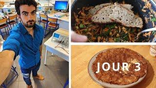 Manger pour 1€ par repas : Bio/local - Végétalien - Sans sucre* - Jour 3 : Noix