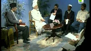 Liqa Ma'al Arab 2 June 1998 Question/Answer English/Arabic Islam Ahmadiyya