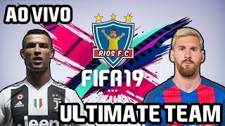 🔴 FIFA 19 FUT CHAMPIONS | WEEKEND LEAGUE | ULTIMATE TEAM ONLINE | DIVISION RIVALS