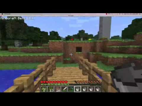 how to make water elevator in minecraft
