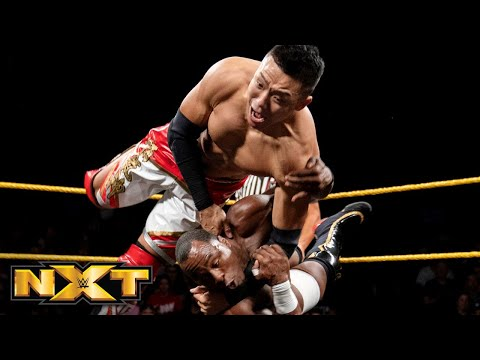 Jordan Myles vs. Boa – NXT Breakout Tournament First-Round Match: WWE NXT, July 10, 2019