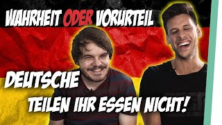 Germans react to stereotypes | Truth or Prejudice