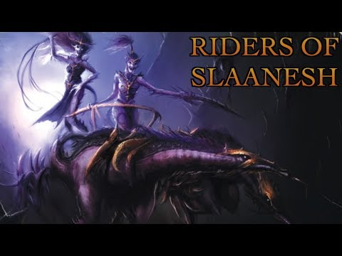 40 Facts & Lore on the Seekers of Slaanesh Warhammer 40K