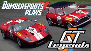 SWINGING, SPINNING SIXTIES! | GT Legends [PC, 2005]