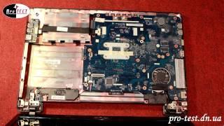 Как разобрать ноутбук Asus K53B Ремонт ноутбука Asus в Макеевке Тазалау ноутбука Asus в Макеевке