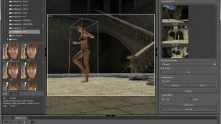 how to use movie maker for daz studio quick overview part 1 of 2