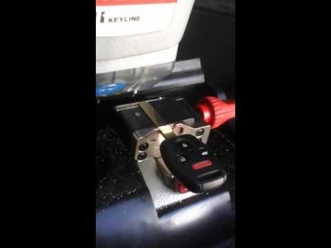 Honda high security key fob copy