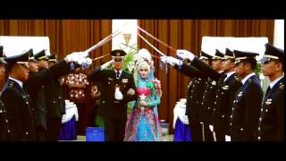 PEDANG PORA ( Rani & Muks Wedding )