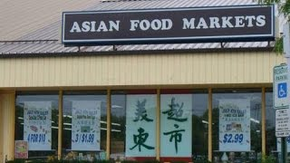 初めてのビログをやってみました〜 今回はアジアンフードマーケットに行...