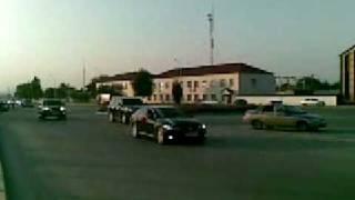 Чеченская СВАДЬБА кортеж