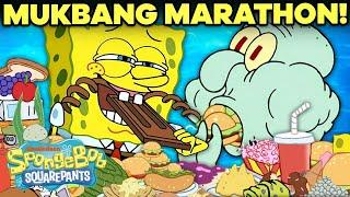 Download Mukbang Marathon 🍔 Everything Eaten in Bikini Bottom! | SpongeBob