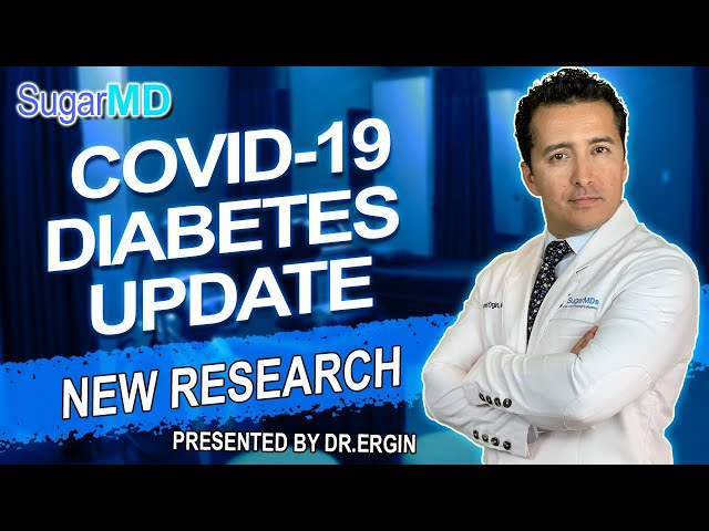 CORONAVIRUS Diabetes Recovery Research Update. COVID 19 Diabetes Survival news update.