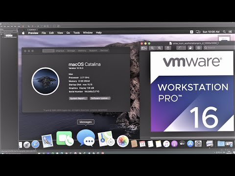 Mac catalina os installation on vmware    How to Install mca on vmware 💻💿  Mac os vmware lab 2021