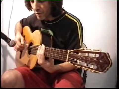 Expresso 2222 (Gilberto Gil) par Patrick Agullo, rythmique guitare brésilienne