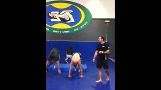 Zingano BJJ - Denver, Colorado. CrossFit Training with Coach Pat Burke