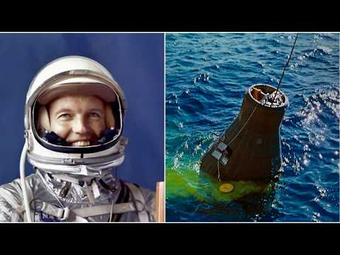 This Astronaut Discovered Caches Of Treasure While Up In Space And Kept Them Secret Until His Death