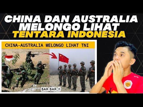 WOW‼️ BIKIN TENTARA CHINA DAN AUSTRALIA MUNDUR KEHABISAN NYALI   Malaysia Reaction