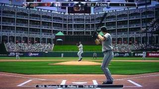 MLB 2K9 Effective Batting Tutorial