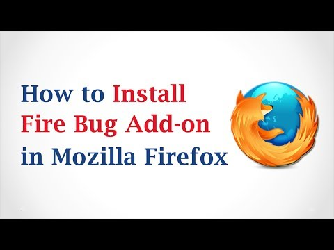 How to Install Firebug Add-on in Mozilla Firefox