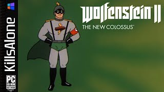 Wolfenstein II: The New Colossus (2017) Blitzmensch Propaganda
