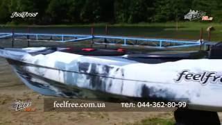 Каяк для рыбалки FeelFree. Краткий обзор особенностей.(, 2016-06-06T21:27:16.000Z)