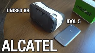 Alcatel Idol 5 hands on  loud, proud, not priced up in the clouds