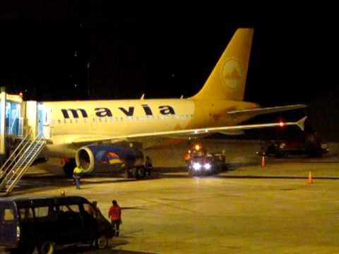 Armavia Reboarding At Zvartnots Airport Yerevan