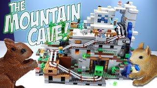 LEGO Minecraft The Mountain Cave Set 211...