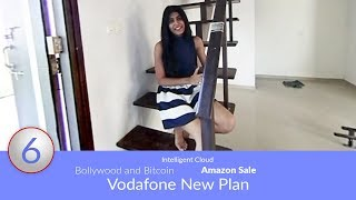 Daily Tech Updates: Amazon Sale, Vodafone New Plan, Intelligent Cloud, Bollywood and Bitcoin
