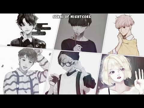 [Nightcore] Alyson Stoner & Next Town Down - Evolution of Kpop {By Luluxs}