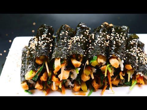 삼색꼬마김밥
