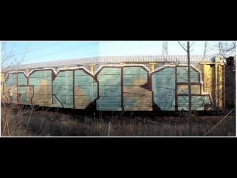 "TORONTO GRAFFITI "" GLOBE ONE "" GH/RC/KAS"