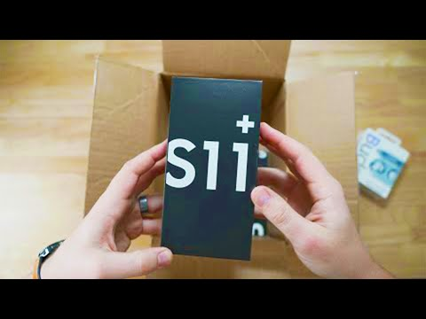 Funniest Samsung S11 Unboxing Fails and Hilarious Moments