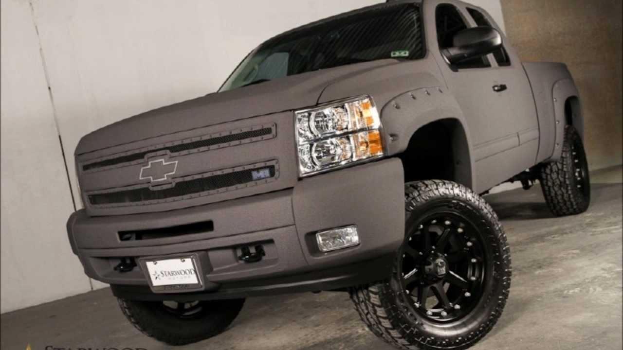 2010 chevy silverado z71 lifted truck for sale youtube. Black Bedroom Furniture Sets. Home Design Ideas