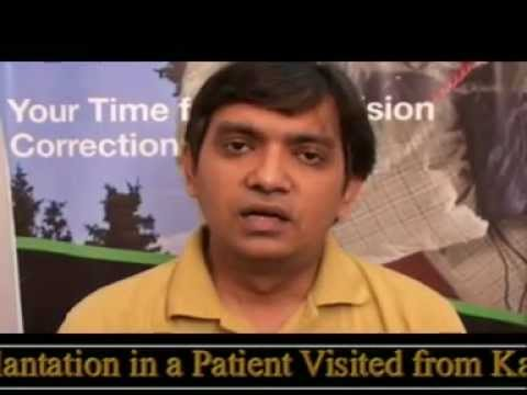An Engineer's Story from Karachi, Pakistan who visited India's SuVi Eye Inst at Kota for Surgery