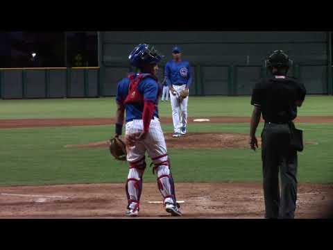 Yovanny Cruz, RHP, Chicago Cubs